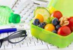Die ideale Ernährung für den Büroalltag
