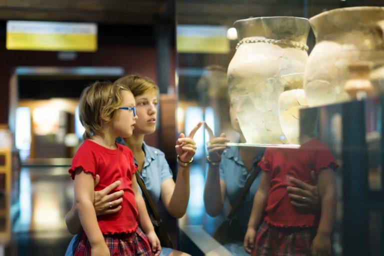 Mit Kindern ins Museum: Das sollten Sie beachten
