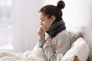 Akuter Husten – ein Symptom, viele Erkrankungsmöglichkeiten
