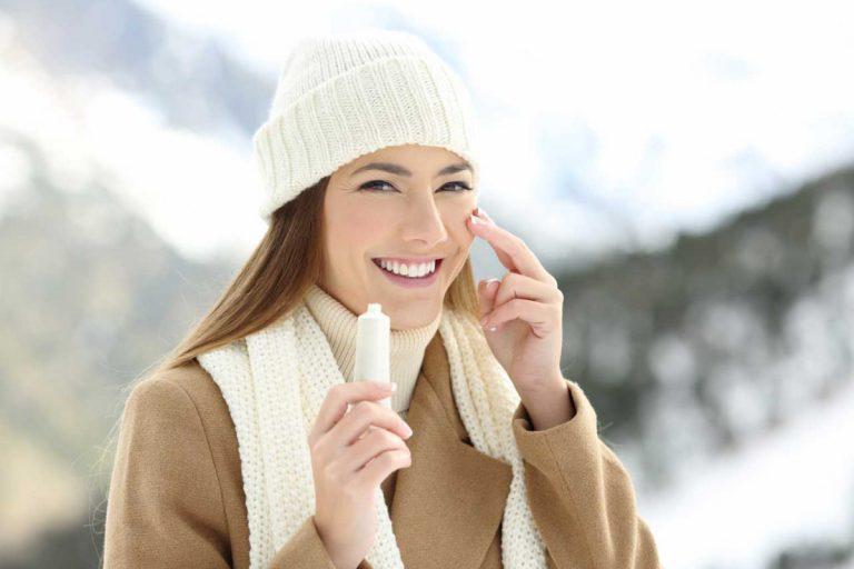 Cold Creams und Minusgrade: Die richtige Hautpflege im Winter
