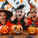 Gestalten Sie die perfekte Halloween Party für Kinder