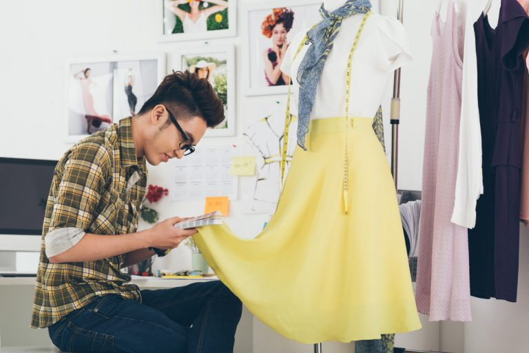 Röcke für Mädchen selbst genäht - schnell und einfach