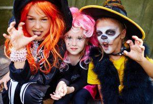Schaurig-lustiges Halloween-Quiz für Kinder