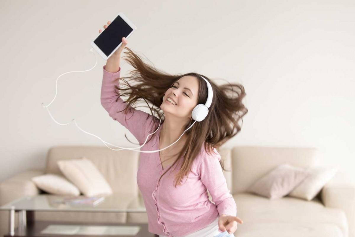 Musik macht das Herz gesund