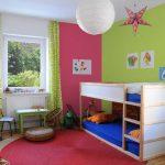 Liebevoll eingerichtetes Kinderzimmer ohne viel Aufwand