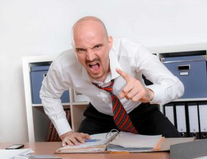Tatort Unternehmen: Aggressionen im Job