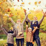 Probieren Sie mit Ihrer Familie diese Herbstaktivitäten aus