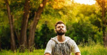 Einfache Grundlagen für die Meditation