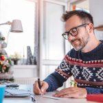 Stressfrei die Weihnachtspost erledigen: So gelingt es
