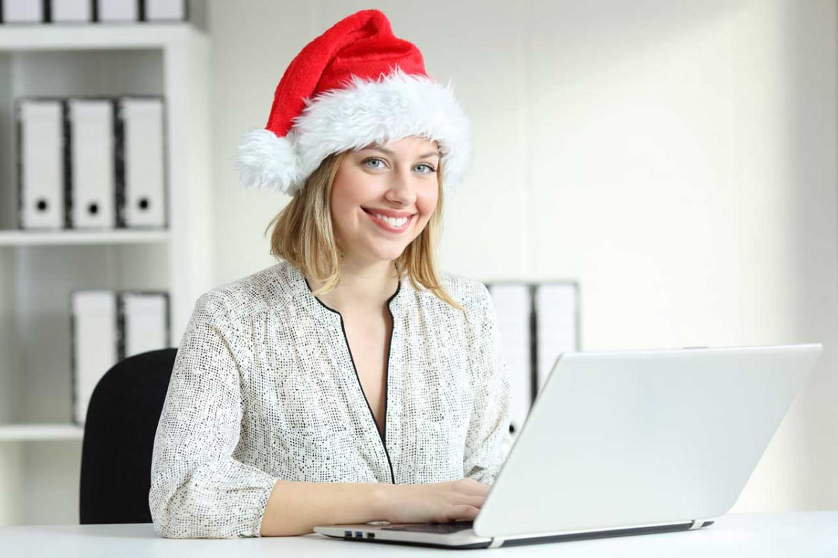 So kommt Weihnachtsstimmung im Online-Shop auf