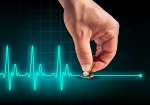 Herzinfarkt: Warum Sie das Rauchen aufgeben sollten