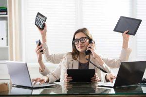 Multitasking ist auch keine Lösung