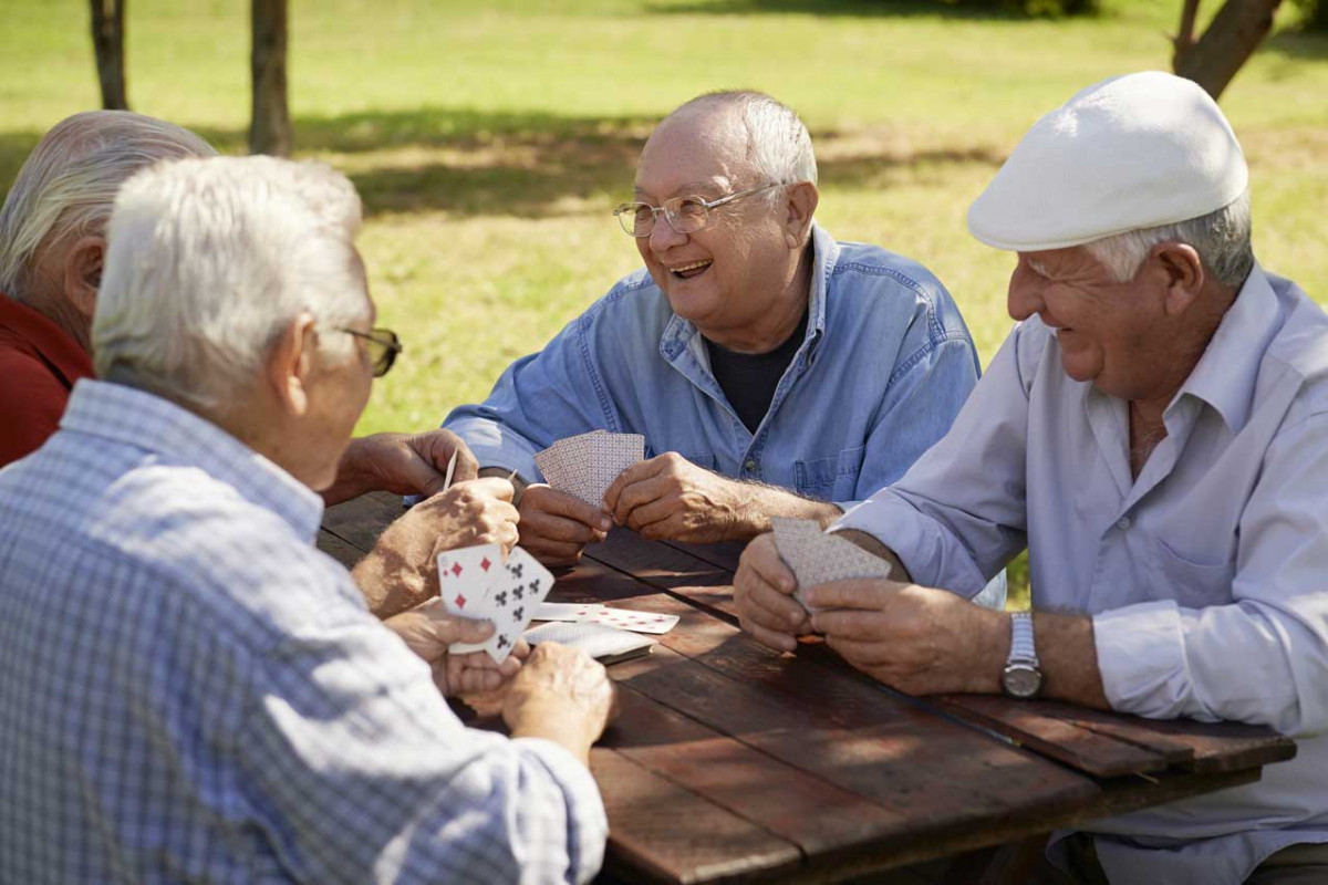 Senioren-Partnersuche in Deutschland - Meinestadt