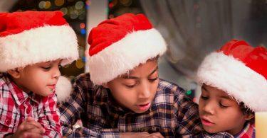 In der Adventszeit mit Kindern Weihnachtsgedichte lernen