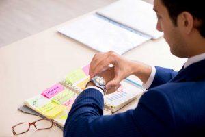 Zeitmanagement: Dafür sollten Sie sich Zeit nehmen!