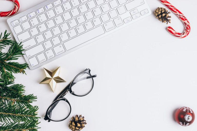 Kundenorientierte Anrufbeantworteransage für Weihnachten