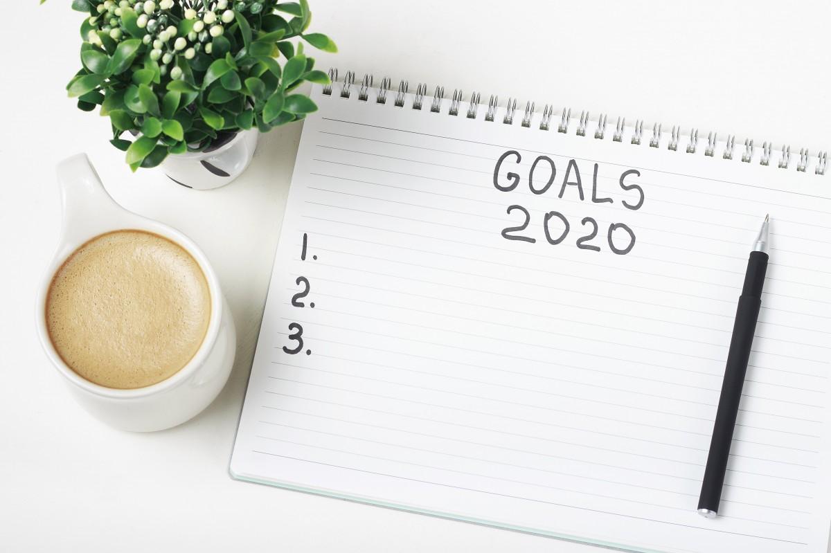 Mit guten Vorsätzen im neuen Jahr durchstarten