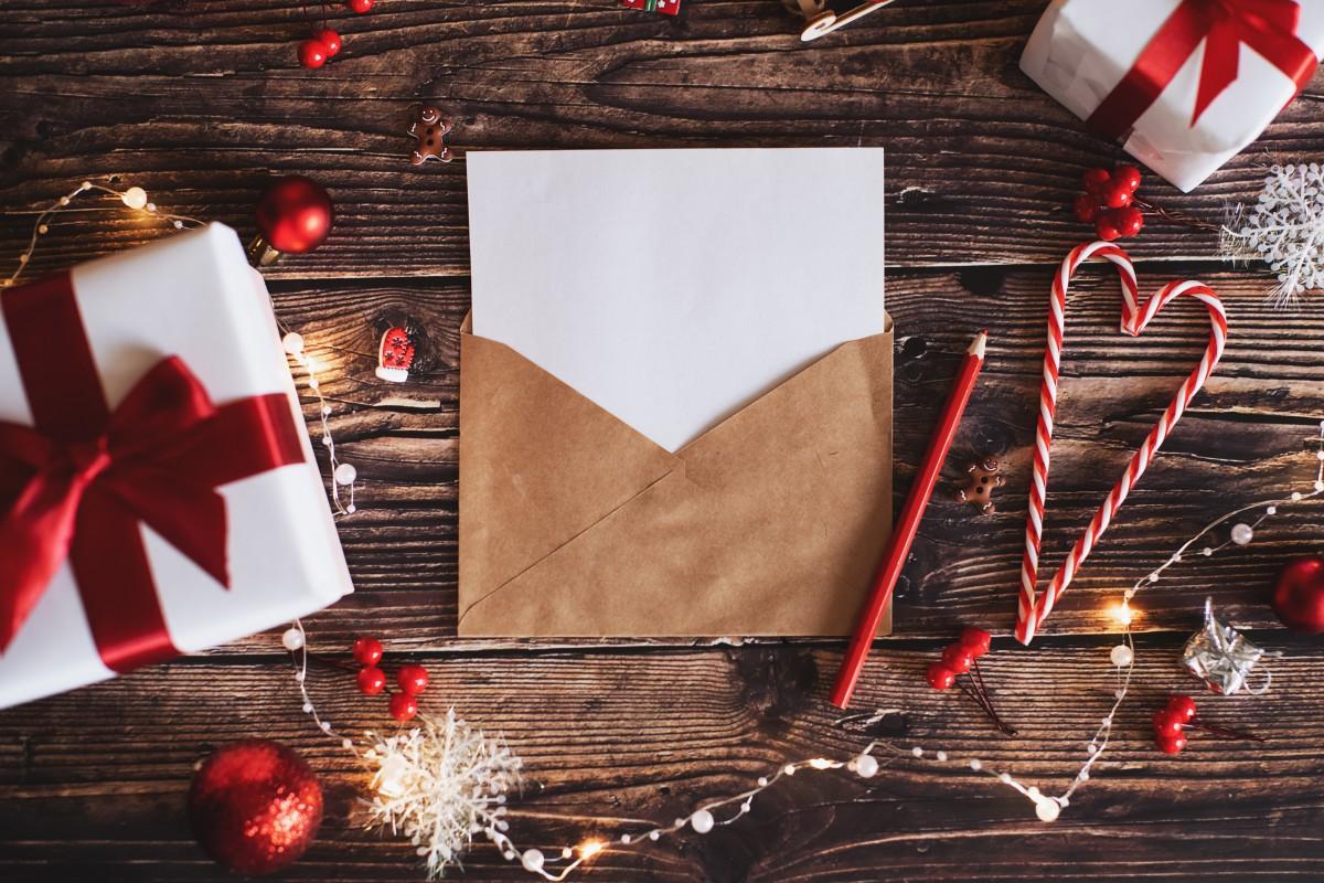 So senden Sie Last Minute Weihnachtsgrüße