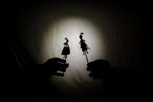 Schattentheater: Quiz am Kindergeburtstag