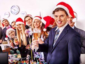 Weihnachtsbrief an Geschäftspartner sichert gute Zusammenarbeit