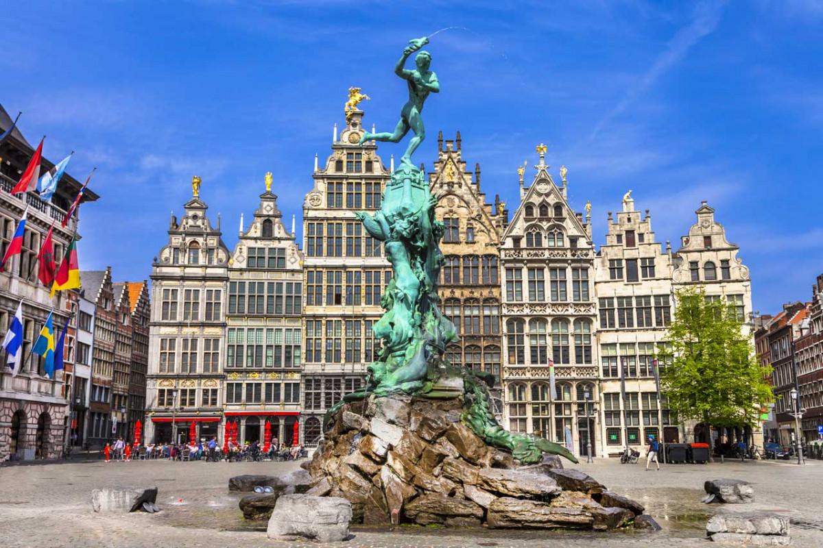 Belgien - Heimat der Fritten