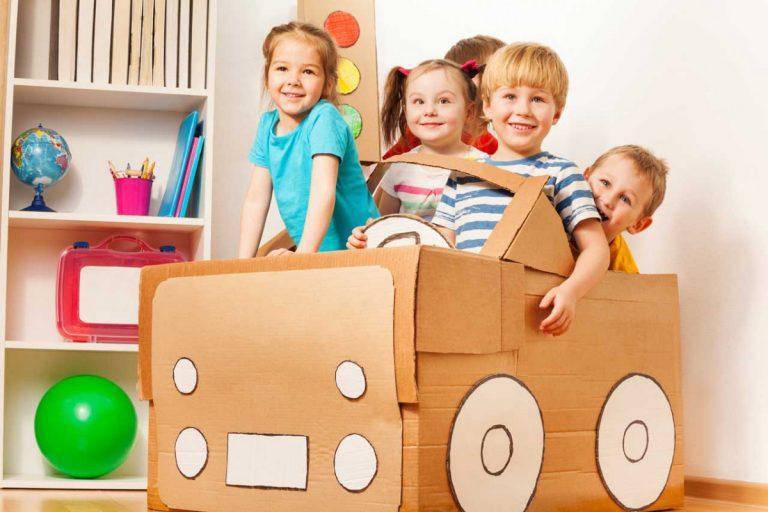 Preiswertes Bastelmaterial für Kinder