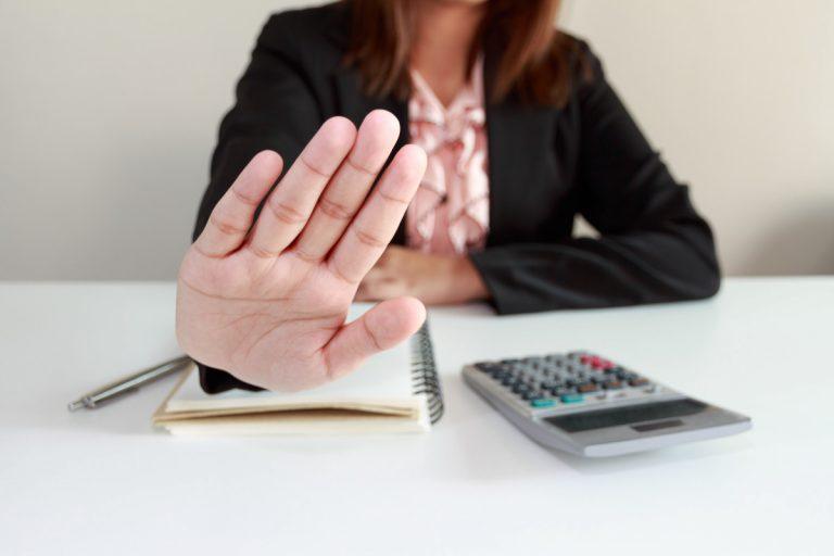 Nein sagen leicht gemacht: So überzeugen Sie Ihren Gesprächspartner