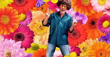 Karneval und Fasching: einfaches Hippiekostüm selbst gemacht