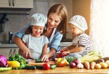 Wie Sie Diät und Familie erfolgreich miteinander vereinbaren