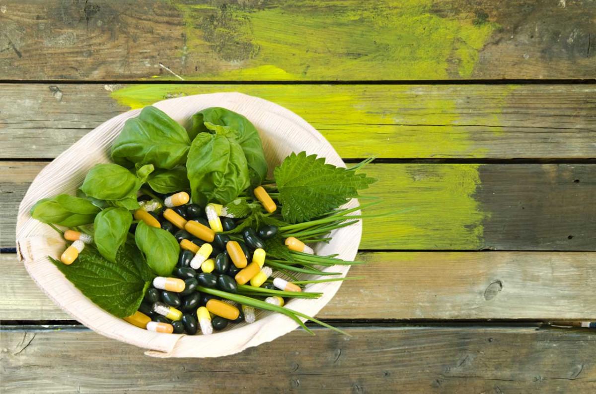 Vitaminpillen helfen nicht gegen Ernährungssünden