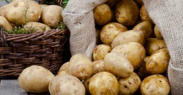 Kartoffeln machen schlank und schön