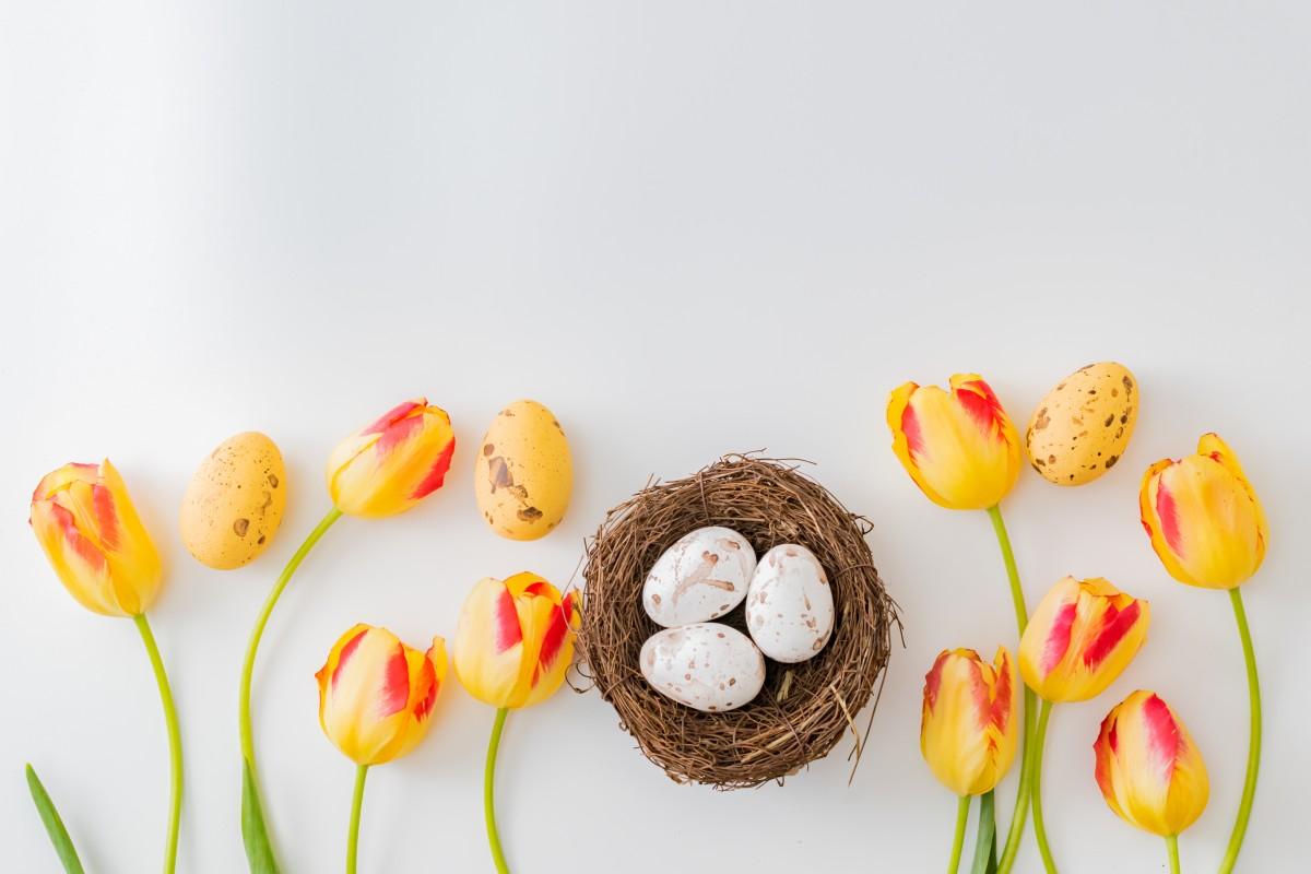 Wie Sie mit Ostergrüßen die Aufmerksamkeit gewinnen