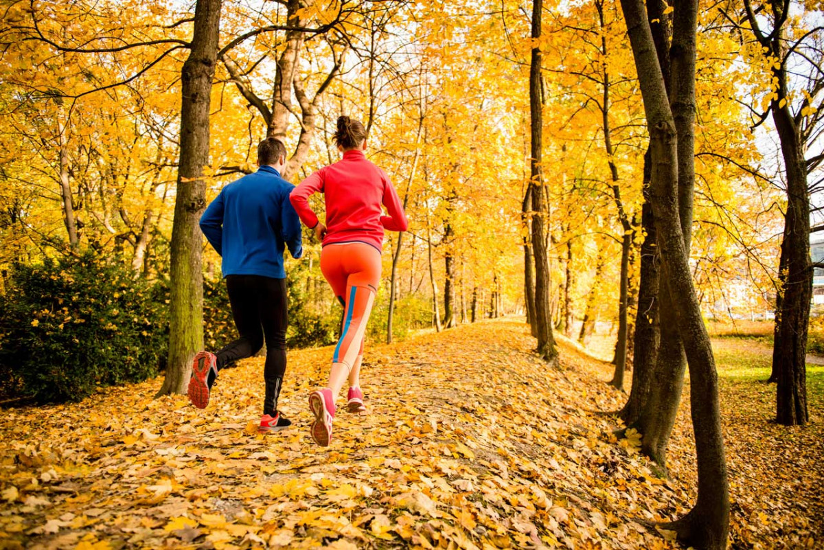 Sport im Herbst – darauf müssen Sie achten
