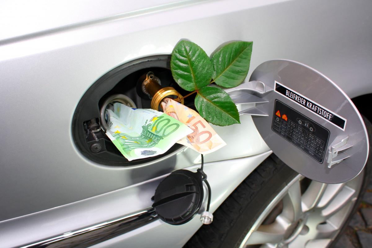 So können Sie durch richtiges Fahrverhalten Sprit sparen
