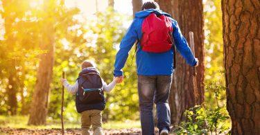 Wanderurlaub mit Kindern: Das sollten Sie beachten
