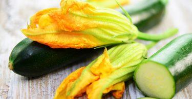 Wie Sie mit Zucchiniblüten Ihre Frühlingsrezepte aufbessern