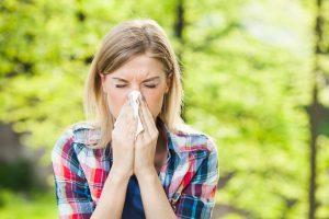 Nutzen Sie diese Tipps für Pollenallergiker, die auf Nahrungsmittel reagieren