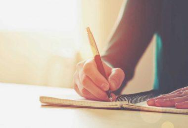 Wieso Schreiben gegen Stress helfen kann