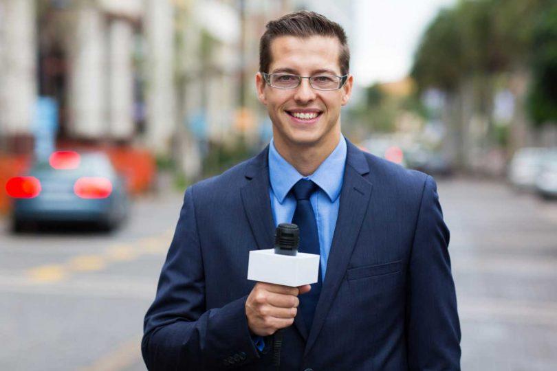 Wie Sie sich bei Journalisten bedanken