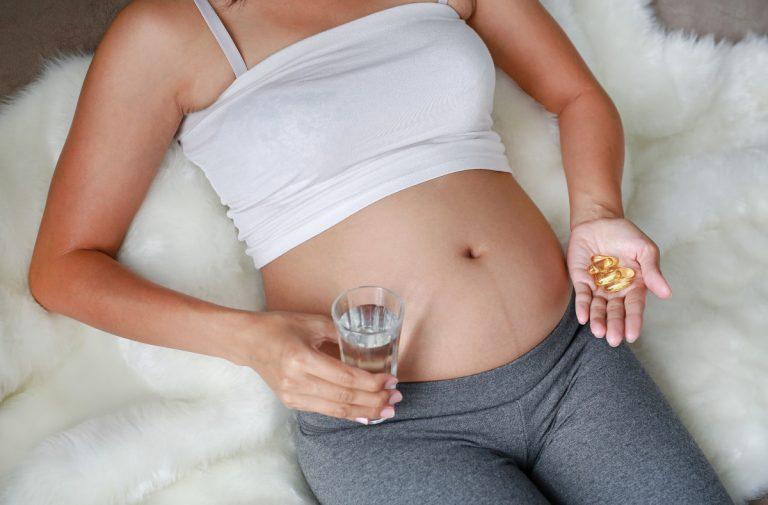 Nutzen Sie Magnesium bei Beschwerden in der Schwangerschaft