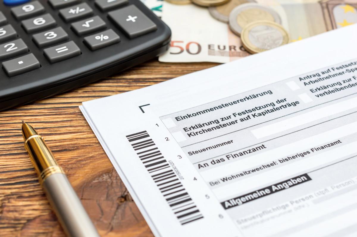 So ist Ihre Steuererklärung in einfachen Schritten selbst gemacht