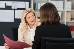 Vorstellungsgespräch im Sozialwesen: Informationen über die Klientel