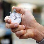 Selbstmanagement: Kommt es nur auf Schnelligkeit an?