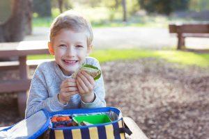Gesundes Pausenbrot für Ihr Kind: Nutzen Sie diese Ideen