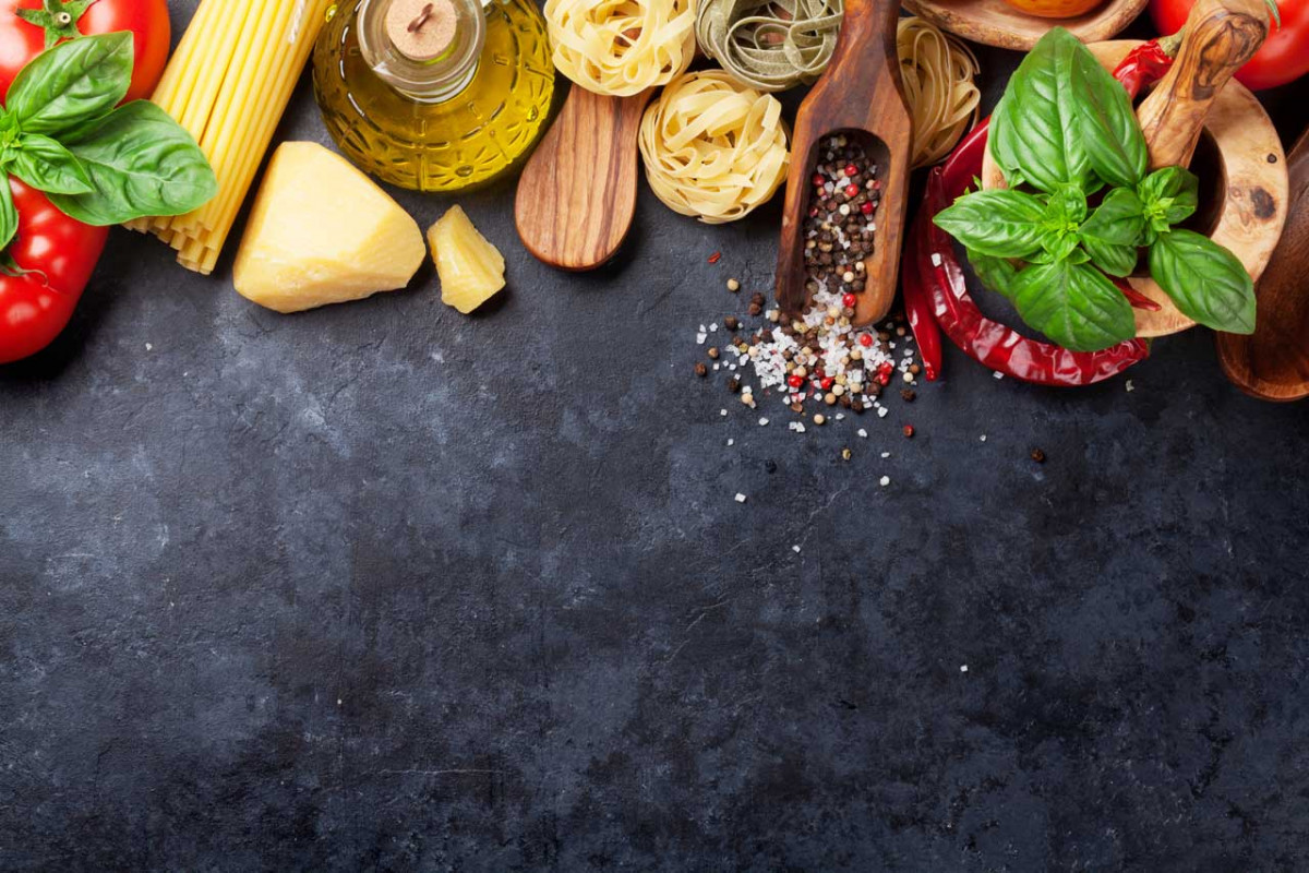 Wissenswertes über die italienische Küche