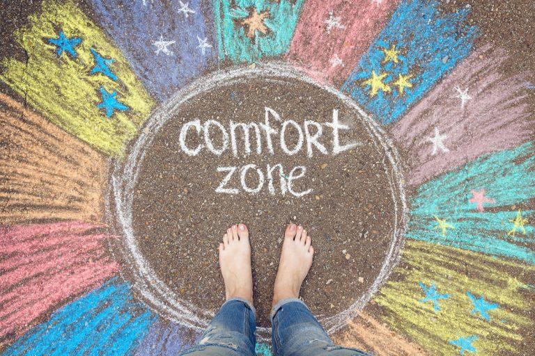 Raus aus der Komfortzone - So machen Sie es!