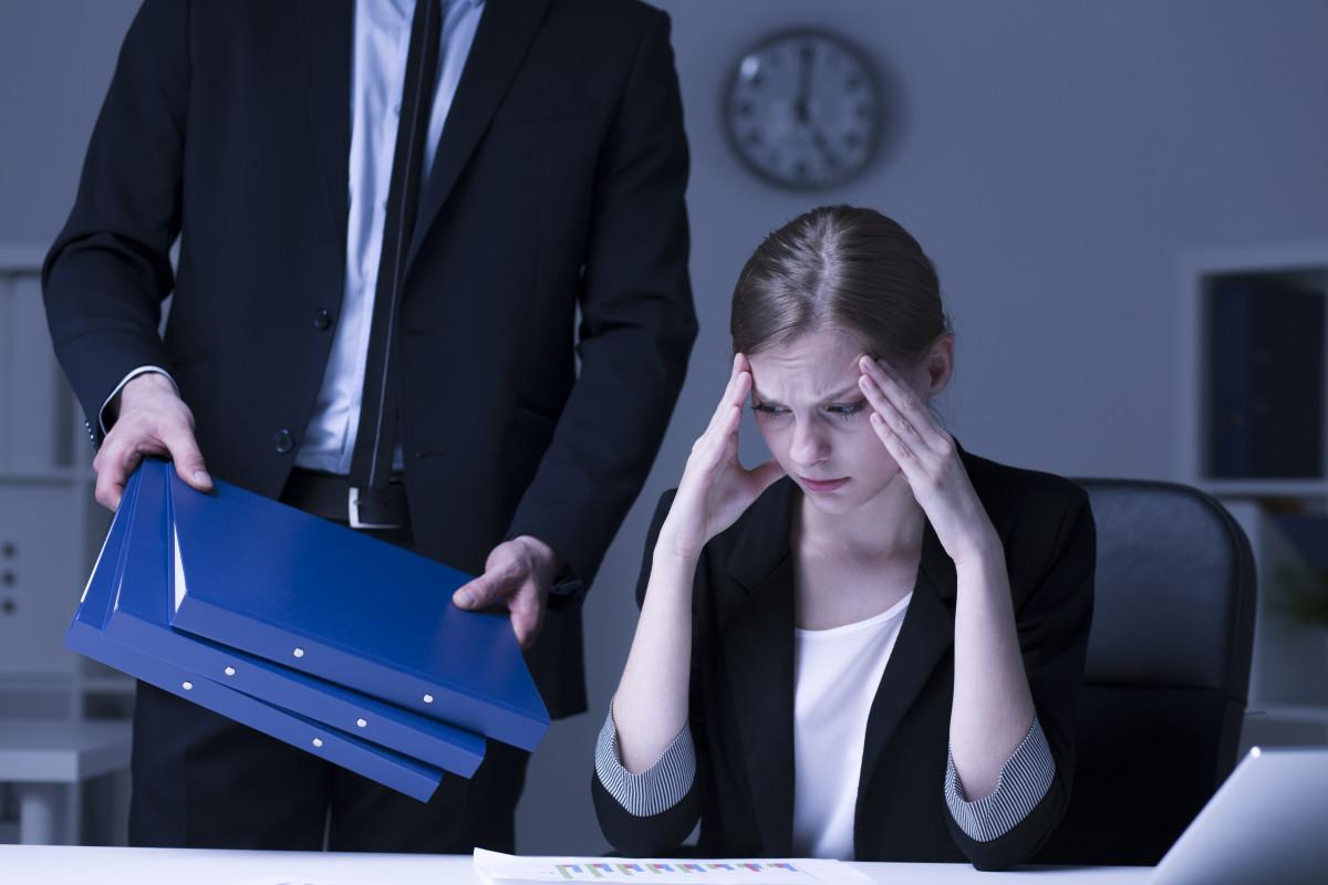 Stress durch Mobbing: Was können Sie tun?