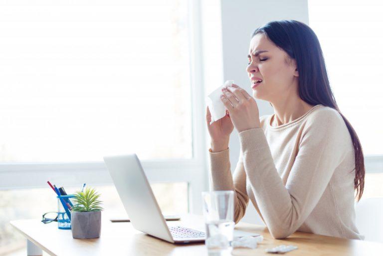 So erkennen Sie Allergien am Arbeitsplatz