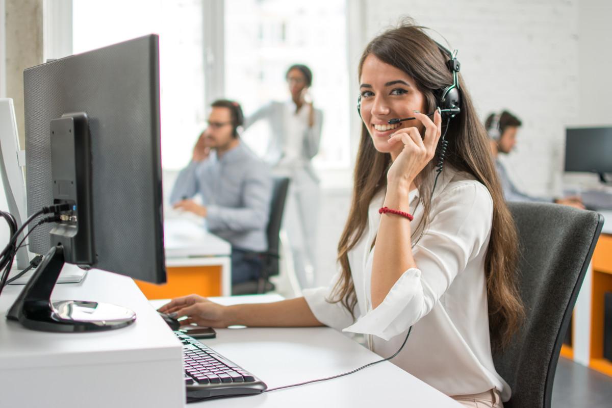 Nutzen Sie den Namen beim Telefonieren