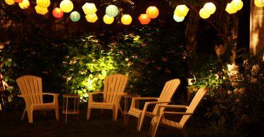 Außenleuchten im Garten: Worauf es bei der Sicherheit ankommt